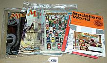 QTY inc Collection of Meccano Magazines Meccano