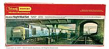 Triang Hornby OO Gauge Night Mail Set RS604