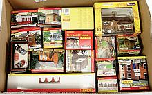 QTY inc Hornby (China) OO Gauge Railway Related
