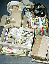 QTY inc Pallet Lot Railway Modeller Magazines