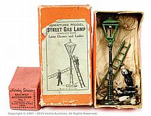 PAIR inc Miniature Model Street Gas Lamp