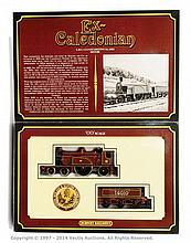 Hornby Railways OO Gauge ex Caledonian R763 LMS