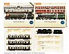 Hornby (China) OO Gauge 2 x Sets Devon Belle