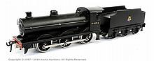 Bassett-Lowke O Gauge Steam loco 0-6-0 BR black