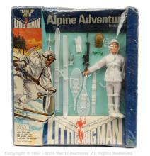 Bradgate Little Big Man Alpine Adventure