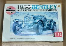 Airfix 1930 Bentley 4.5 Litre Supercharged