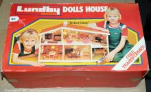 Lundby Dolls Town House. Unchecked