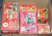 GRP inc Kenner Strawberry Shortcake boxed Berry
