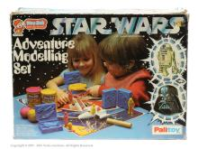 Palitoy Play-doh Star Wars Adventure Modelling