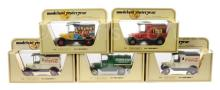 GRP inc Matchbox Models of Yesteryear 4 x Y12