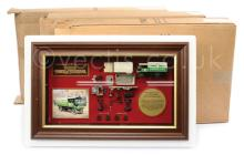 GRP inc Matchbox Models of Yesteryear 3 x wooden
