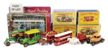 GRP inc Matchbox Models of Yesteryear 5 x early