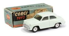 Corgi No.202M Morris Cowley Saloon - very pale