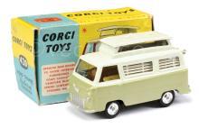 Corgi No.420 Ford Thames Airborne Caravan