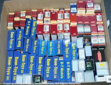 GRP inc Lledo, Corgi, Base Toys boxed