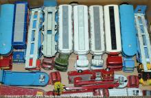 GRP inc Corgi and Dinky Toys 1950's to 1970's