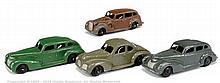 GRP inc Dinky 39 Series Car - Packard, brown