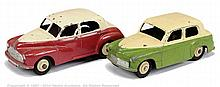 PAIR inc Dinky Morris and Hillman two-tone