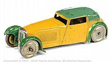 Dinky No.22B Pre-War Closed Sports Coupe