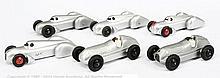 GRP inc Dinky Racing Car - 4 x No.23D Auto