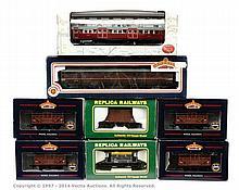 GRP inc Bachmann OO Gauge 3 x Coaches 34650