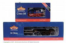 PAIR inc Bachmann OO Gauge Steam Outline loco
