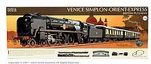 Hornby (China) OO Gauge Venice Sinplon - Orient