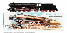 Marklin HO Gauge 3-rail 3048 4-6-2 DB 01097 loco