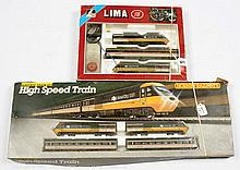 PAIR inc Lima OO Gauge Intercity 125 Set Power