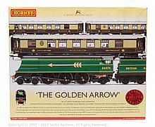 Hornby (China) OO Gauge The Golden Arrow Train