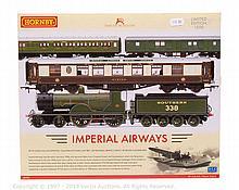 Hornby (China) OO Gauge Imperial Airways Set