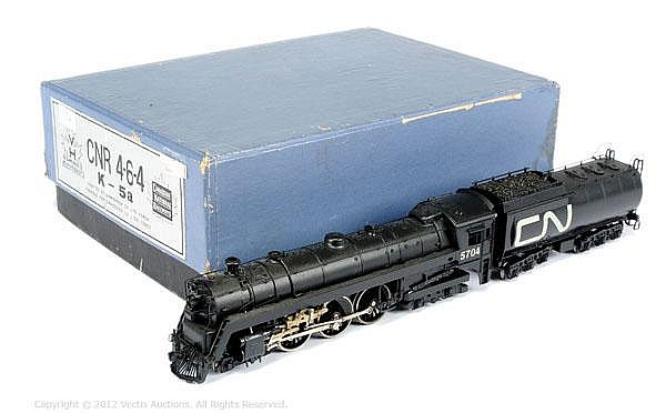 VH Models (Korea) Canadian National Railways