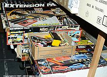 QTY inc Scalextric Sets, Cars and Accessories