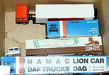 GRP inc Lion Car (Holland) No.70 DAF 2800