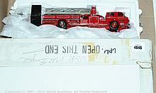 Franklin Mint R21TF73 American La France Fire