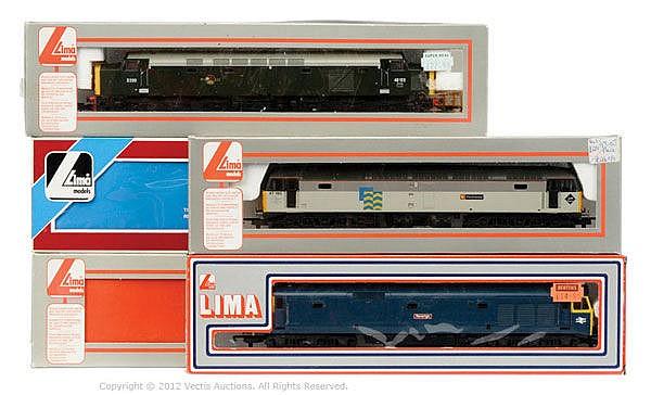 GRP inc Lima OO Gauge 5 x Diesel Outline locos