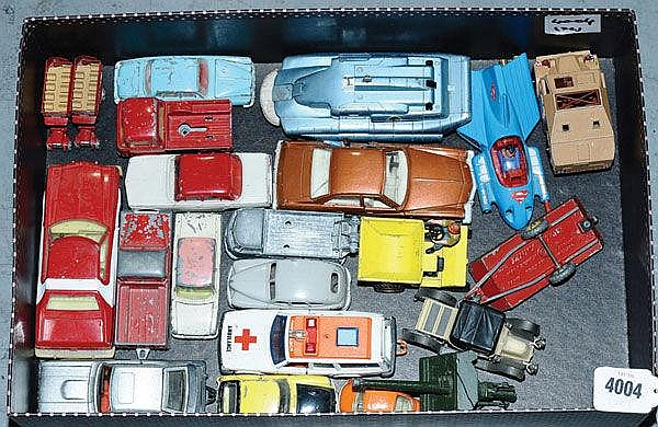 Corgi, Spot-on, Matchbox, Dinky and other