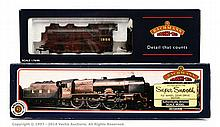 Bachmann OO Gauge 2 x Steam Outline locos 31279