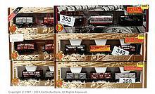 GRP inc Bachmann OO Gauge 6 x Coal Trader