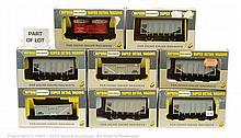 GRP inc Wrenn 15 x assorted wagons W4625
