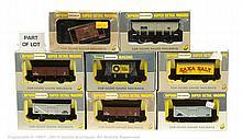 GRP inc Wrenn 12 x assorted Wagons W4630A