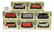 GRP inc Wrenn 11 x assorted Wagons W5051