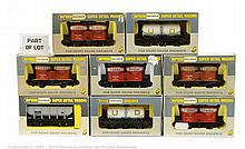GRP inc Wrenn 18 x assorted Wagons W4658