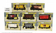 GRP inc Wrenn 14 x assorted Wagons W5020