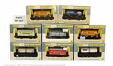 GRP inc Wrenn 14 x assorted Wagons W5011X