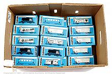 GRP inc Marklin HO Gauge assorted Coaches