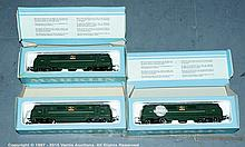 GRP inc Marklin HO Gauge 3 x British Outline