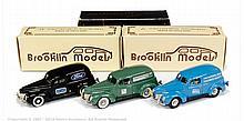 GRP inc Brooklin No.9 Ford Sedan delivery van