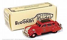 Brooklin No.7X 1934 Chrysler Airflow Fire