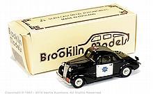 Brooklin No.4X 1937 Chevrolet Police car San